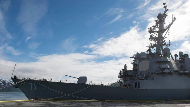 Наращивание войск России на границе с Украиной: военные корабли РФ вышли в Черное море на боевые учения