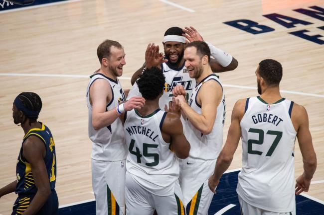 Определен первый участник плей-офф НБА