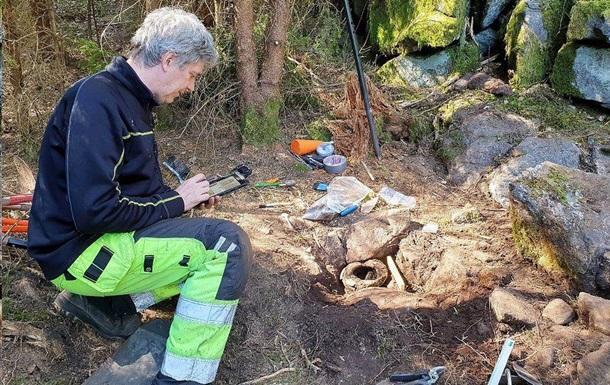 В Швеции нашли уникальный клад возрастом 2500 лет