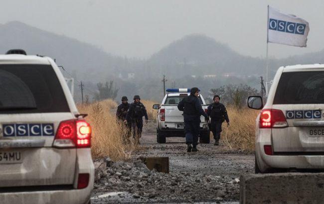 ОБСЕ зафиксировала обострение ситуации в Донецкой области: 217 нарушений за сутки