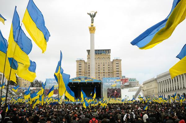 В Украине стартовала информкампания ко Дню Европы