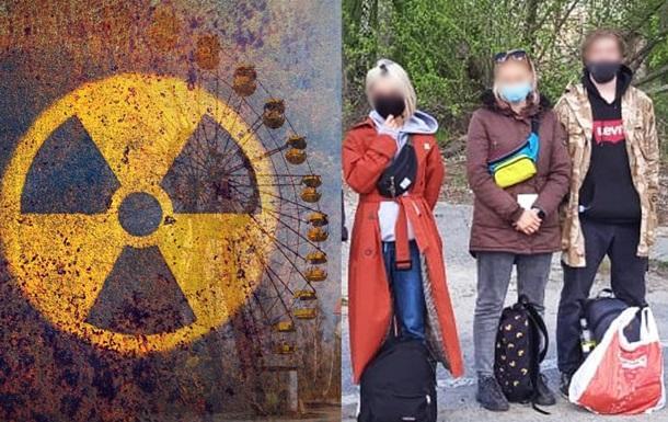 В зоне ЧАЭС задержали сталкеров из России