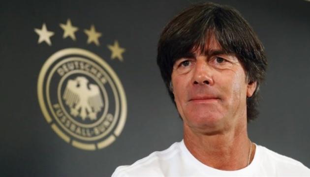 Сборная Германии огласила заявку на Евро