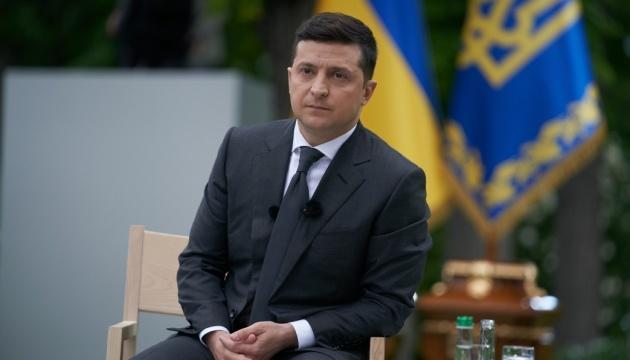 Зеленский назвал свой главный приоритет на посту президента