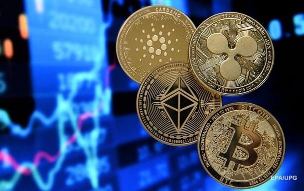 Рынок криптовалют потерял $1 трлн капитализации