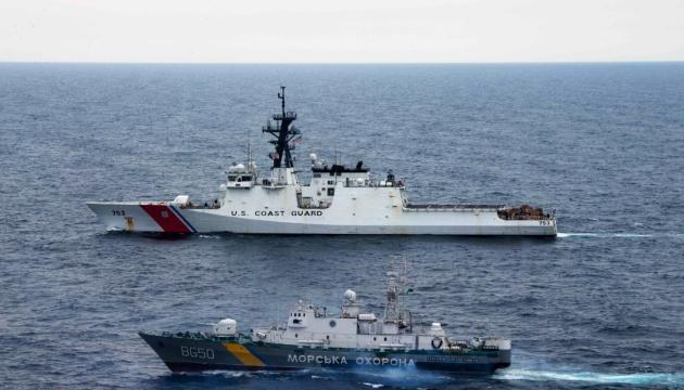 Штаты надеются на крепкое партнерство с Украиной в море