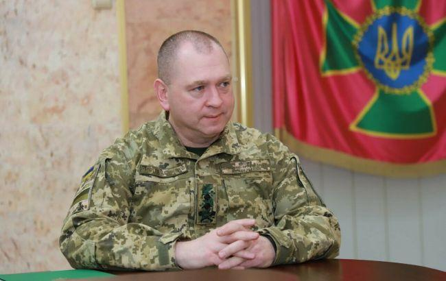 Украина усиленно охраняет границы с Беларусью и Россией