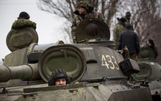 Россия объяснила наращивание войск возле украинской границы