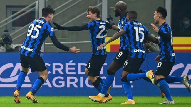 Миланский «Интер» досрочно стал чемпионом Италии