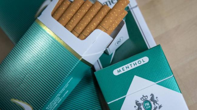 В США хотят запретить продажу сигарет с ментолом