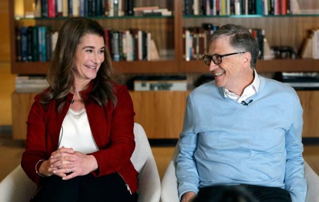 The Wall Street Journal назвала вероятную причину развода Билла и Мелинды Гейтс