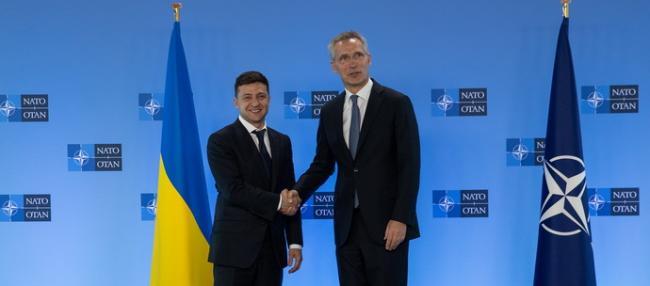Украина лидирует по выполнению заданий среди претендентов в НАТО