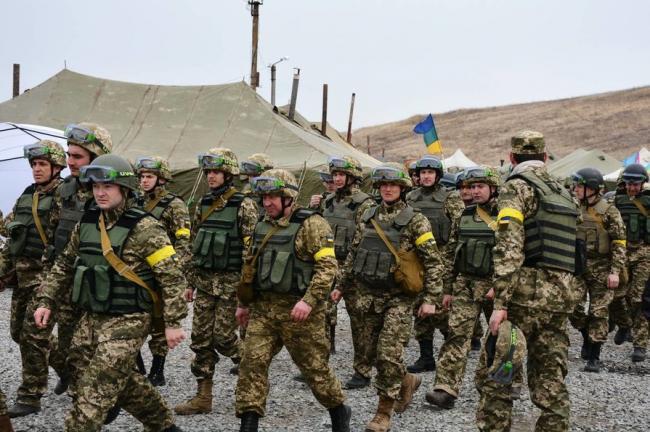 В резерве ВСУ насчитывается около 234 тысяч военных