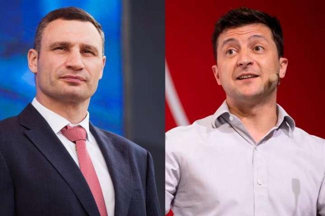 Зеленский раздражен: СМИ узнали о конфликте президента с Кличко