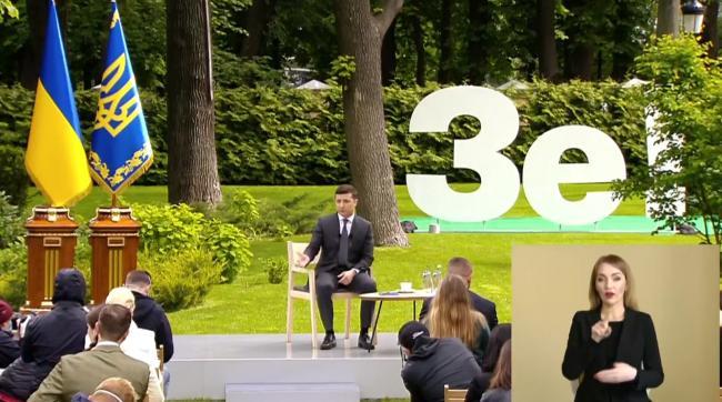 Стала известна дата проведения большой пресс-конференции президента Украины