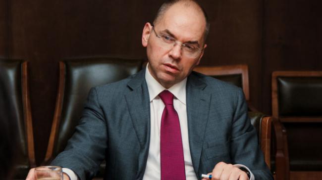 Более половины украинцев выступают против смены главы Минздрава