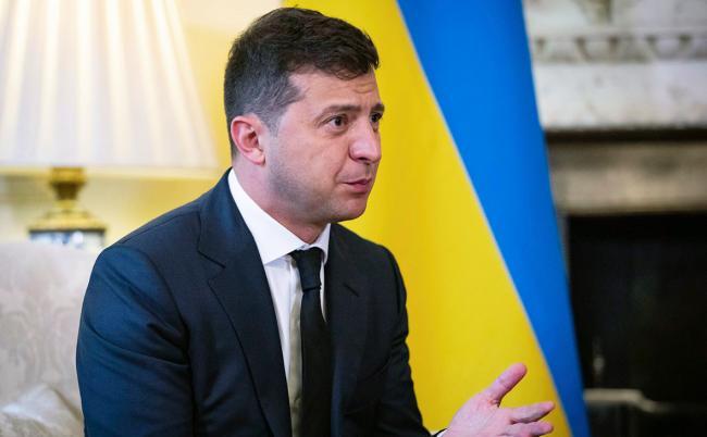 Украина делает все, чтобы вернуть Крым, - Зеленский