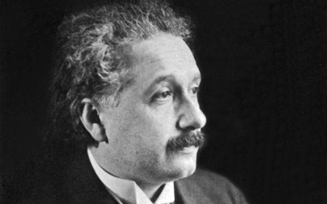 Письмо Альберта Эйнштейна со знаменитой формулой продали на аукционе за 1,2 миллиона долларов