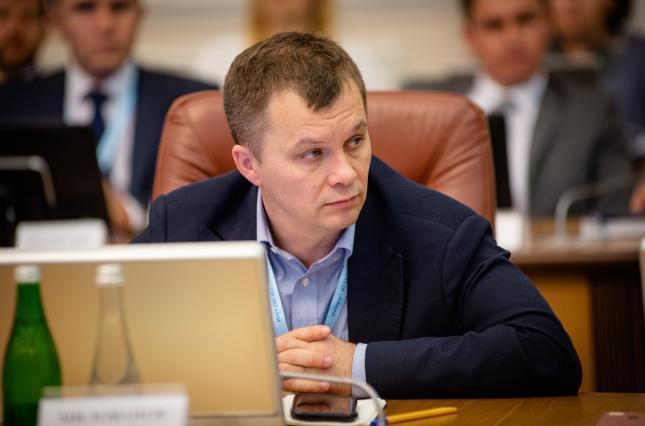 Милованова избрали главой наблюдательного совета «Укроборонпрома»