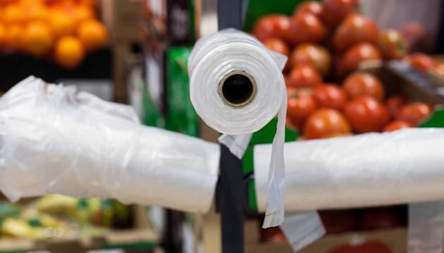 Запрет пластиковых пакетов в Украине: когда их уберут из магазинов