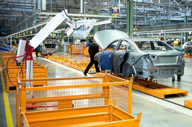 Производство авто в Украине выросло в 8 раз