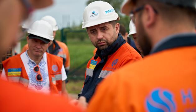 Украина может сделать быстрый скачок в увеличении добычи газа уже в 2022 году - Арахамия