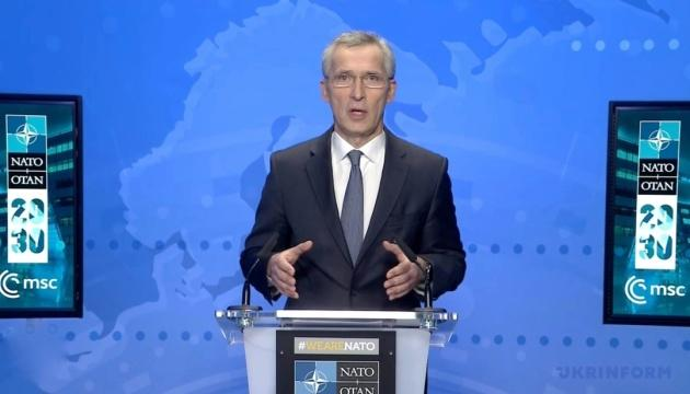 НАТО будет наращивать военный потенциал для противодействия России - Столтенберг