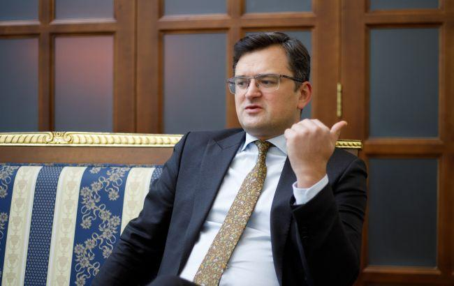 С 2008 года НАТО не сделало ничего для членства Украины, - Кулеба