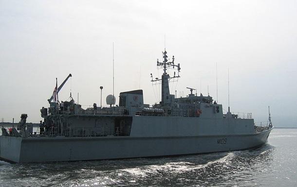 Украина купит у Британии два боевых корабля - СМИ