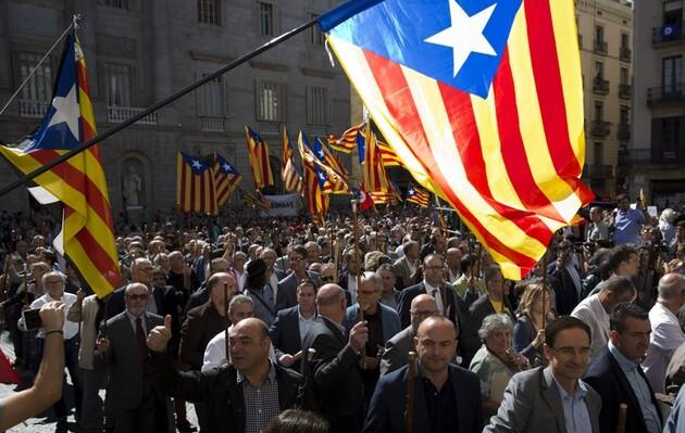 Испания помиловала организаторов незаконного референдума о независимости Каталонии