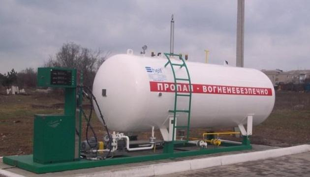 В Украине увеличилось использование сжиженного газа