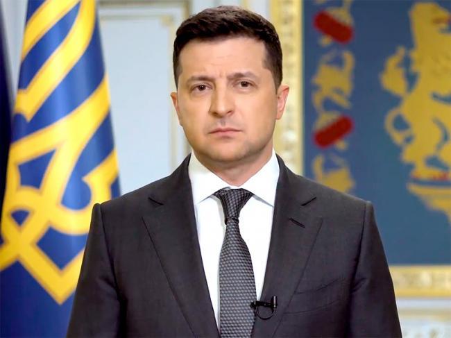 Зеленский заявил о высоком уровне военной угрозы со стороны России
