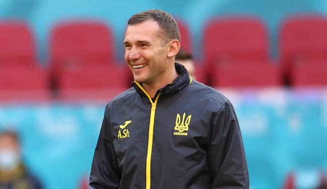 Украина опубликовала заявку на матч с Северной Македонией