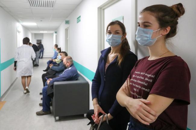 Минздрав Украины призвал вакцинированных сообщать о прививках в соцсетях
