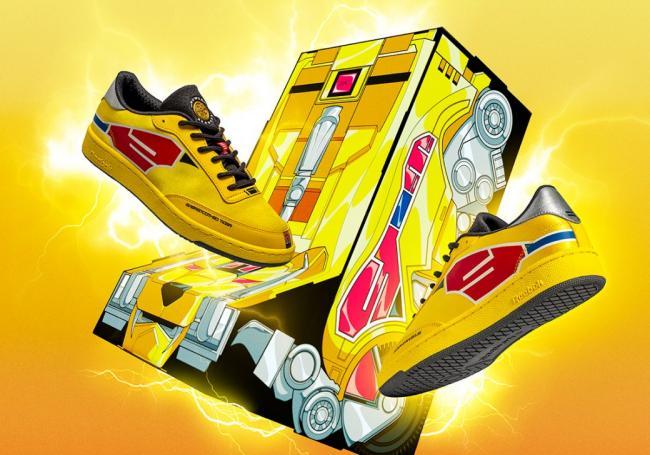 Бренд одежды Reebok представил коллаборацию с «Могучими рейнджерами» (ФОТО)