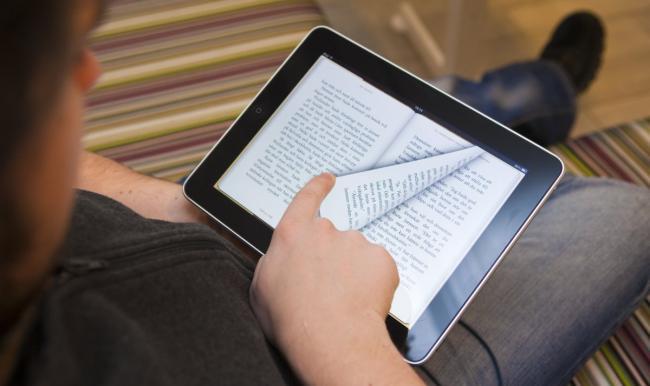 Украинцы стали меньше читать художественной литературы