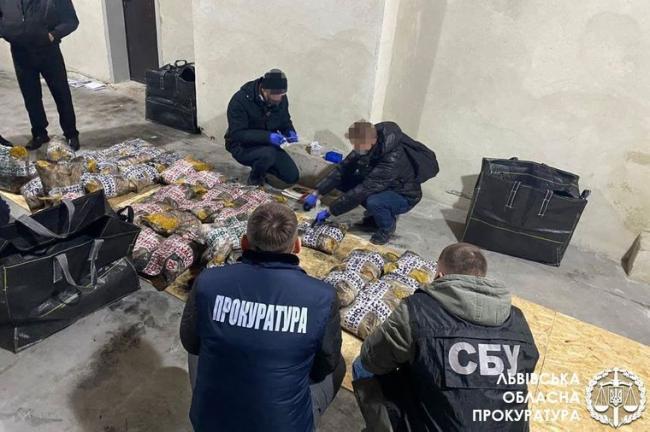 В Украину пытались под видом риса ввезли героина на рекордные 2,3 млрд грн