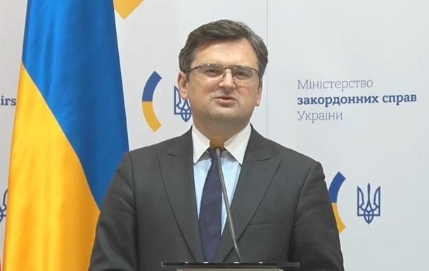 Кулеба: Украина будет в НАТО раньше, чем в ЕС