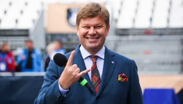 Украина внесла в «черный список» российского телеведущего Губерниева