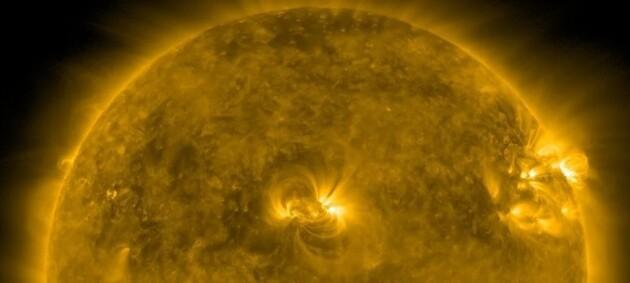 На Солнце зарегистрировали самую мощную за последние несколько лет вспышку