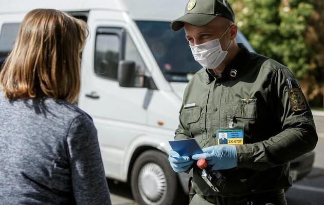 С начала года в Украину не пропустили почти 20 тысяч человек