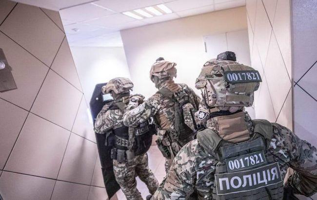 Голосеевскому стрелку объявили подозрение в покушении на полицейского