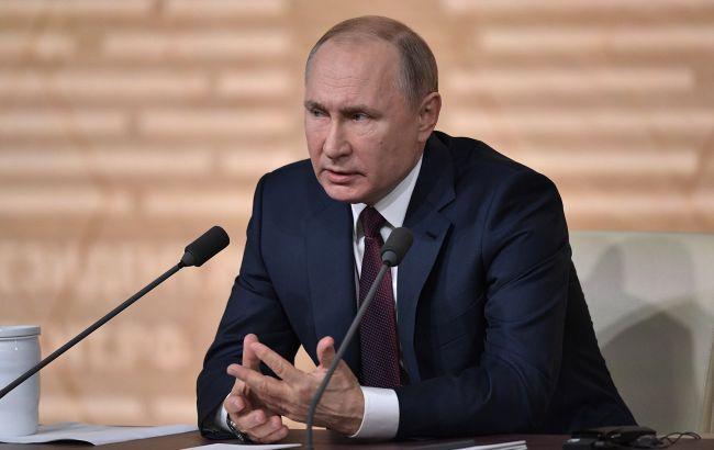 Путин готов к встрече с Зеленским, но на своих условиях