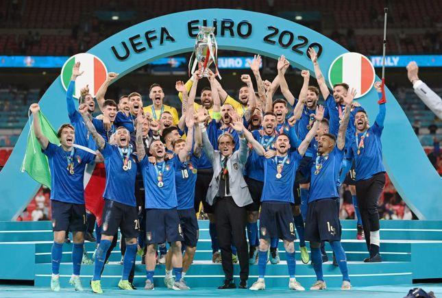 УЕФА составил официальную символическую сборную Евро-2020
