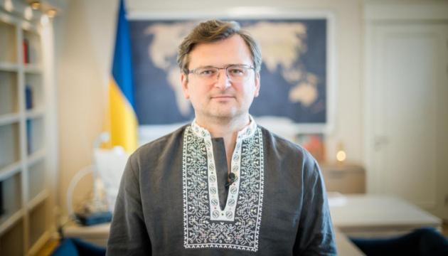 Кулеба: «Ассоциированное трио» - это отрезание Украины, Молдовы и Грузии от «русского мира»
