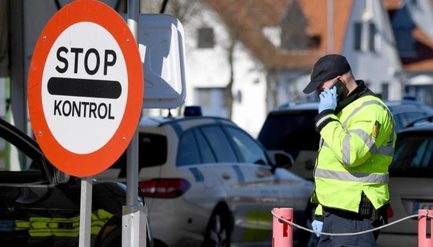 Пять стран Евросоюза могут ввести новые COVID-ограничения на границе