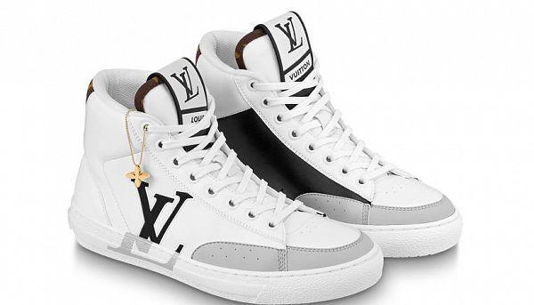 Louis Vuitton выпустил унисекс-кроссовки из переработанных материалов (ФОТО)