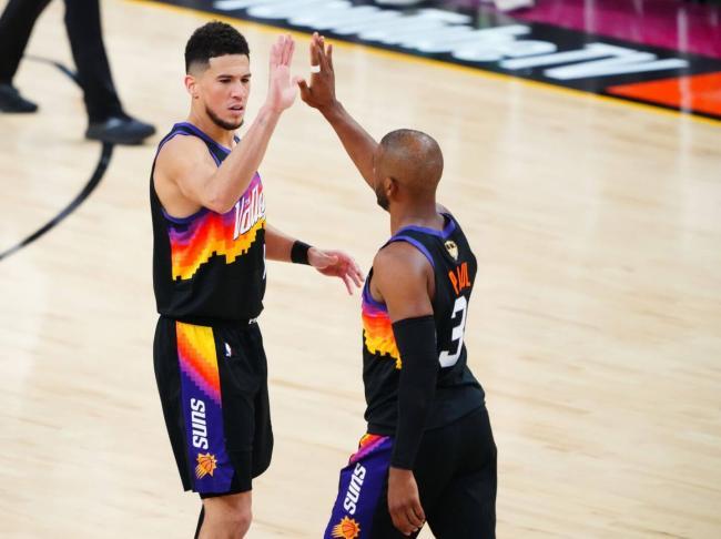 «Финикс» повел в финальной серии NBA. Команда Криса Пола не заметила «Милуоки»
