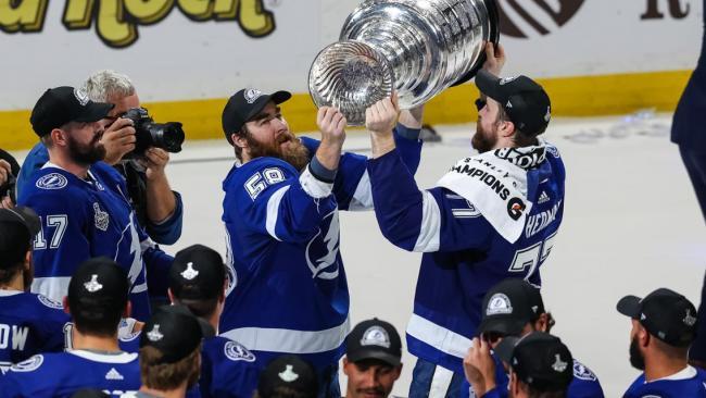 Back-to-back: «Тампа-Бэй» выиграла Кубок Стэнли второй сезон кряду