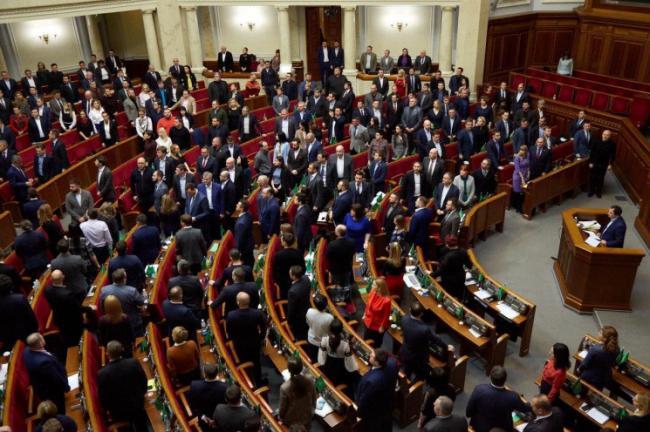 Верховная Рада может собраться на внеочередную сессию ко Дню независимости